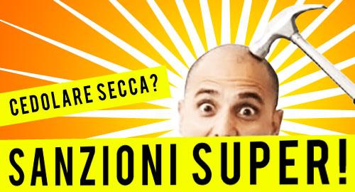 SANZIONI-SUPER