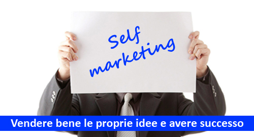 Self-marketing