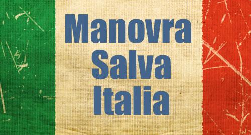 manovra italia