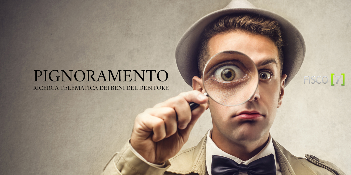 Pignoramento ricerca telematica dei beni del debitore - Ufficiale giudiziario pignoramento ...