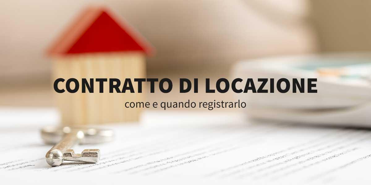 Contratto di locazione come e quando registrarlo fisco 7 for Contratto di locazione