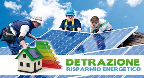come ottenere la detrazione per il risparmio energetico