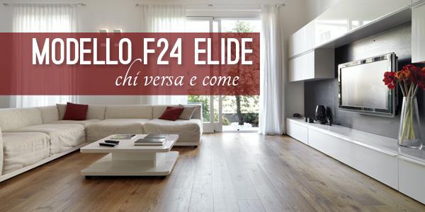Modello f24 elide chi versa e come fisco 7 for F24 elide prima registrazione