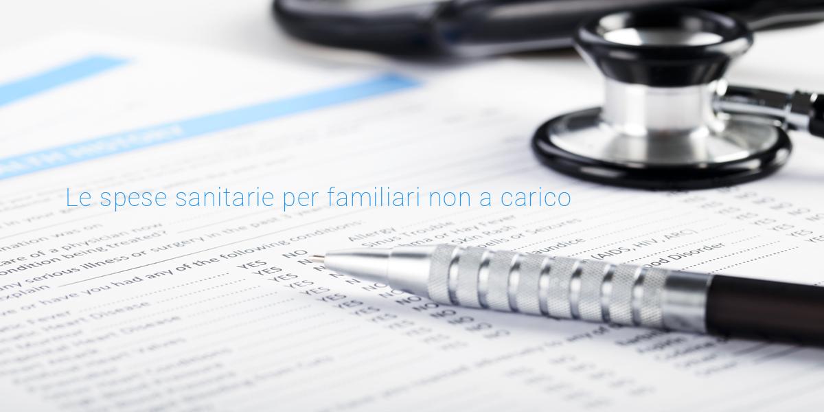 spese mediche coniuge