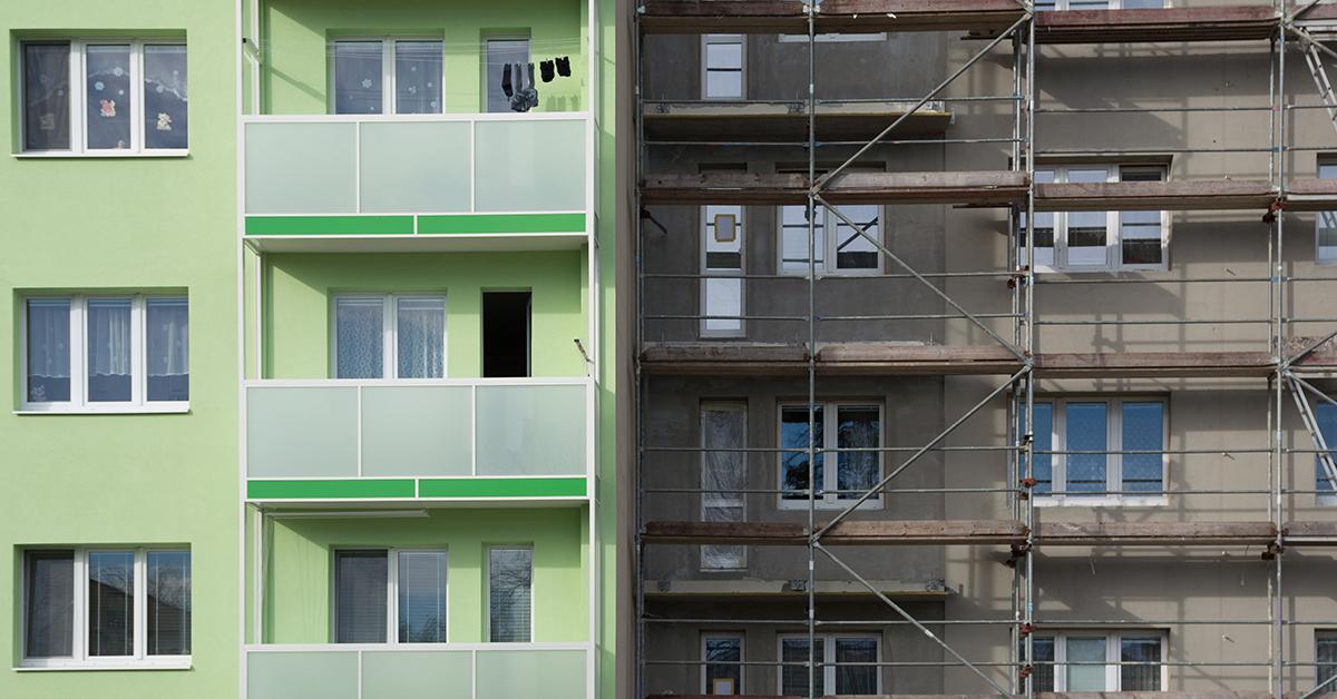 Detrazione ristrutturazione edilizia condominio - Manutenzione ordinaria casa ...