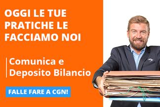 Comunicazione Unica e Deposito Bilancio