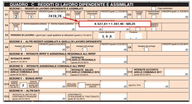 Modello 730 lavoratore domestico come compilarlo for Scadenza modello 730 anno 2017