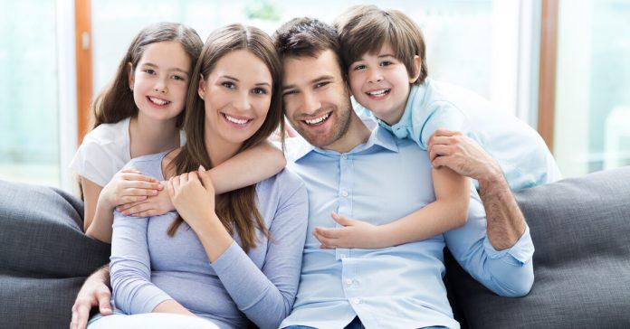 Ripartizione figli a carico, il forfettario nel computo del reddito complessivo