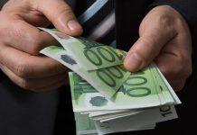 Stipendio in contanti e lavoro nero: sanzione doppia
