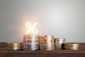 Dal 1° gennaio il tasso di interesse legale sale allo 0,8%